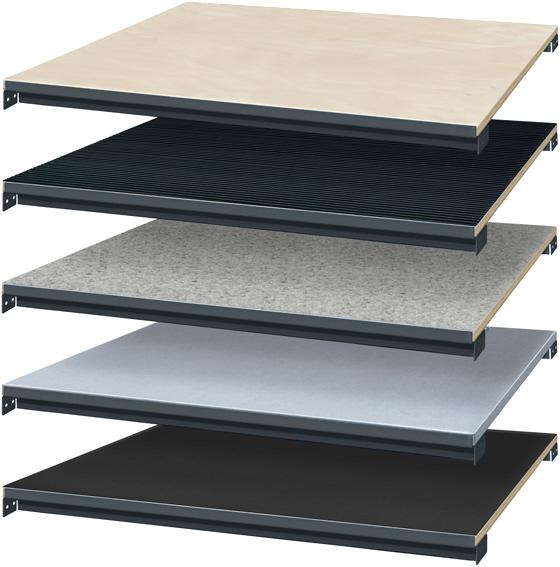 Pokrycia półek do stołów warsztatowych