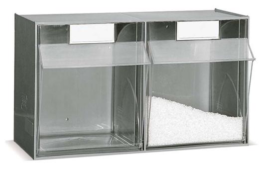 Zestaw pojemników uchylnych 16,0l