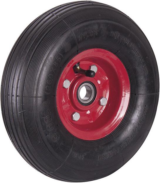 Koła pneumatyczne z bieżnikiem gumowym